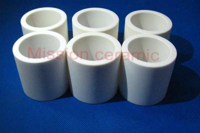 Machined C799 Ceramic tube