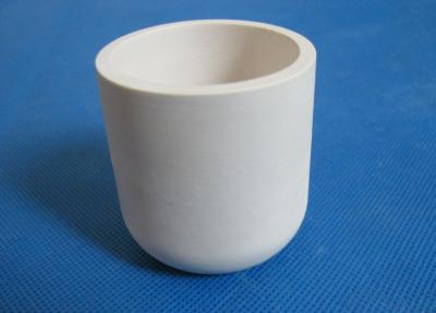 Zirconia (ZrO2) ceramic crucible